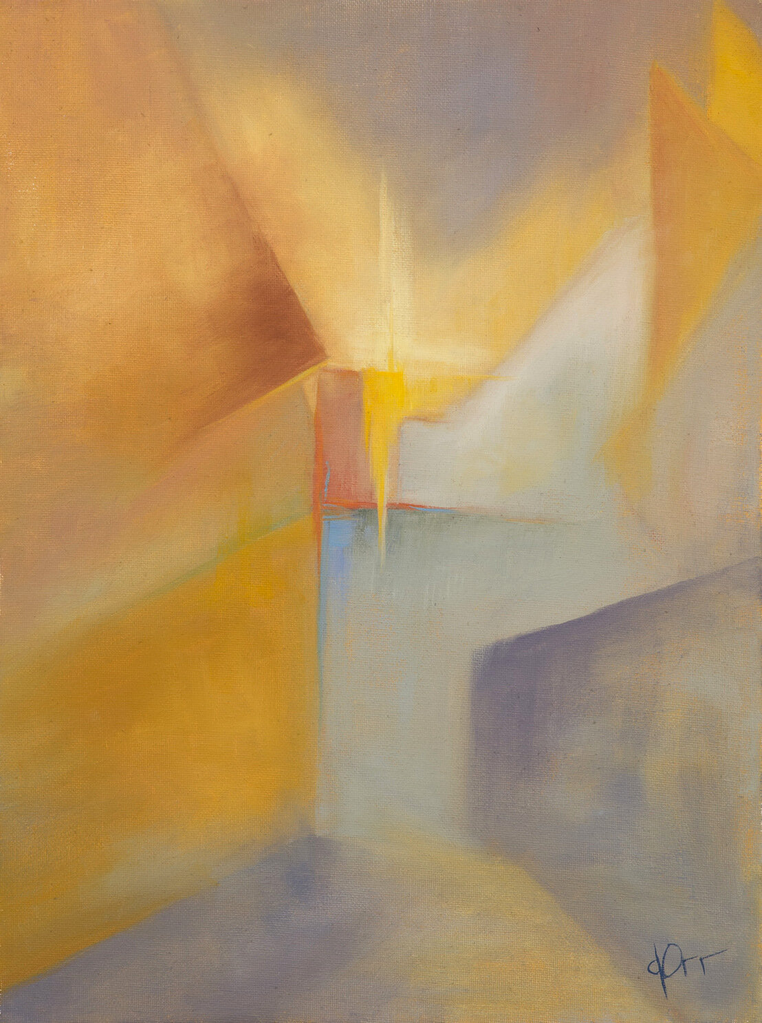 Darcy Orr, Abstract Painting, SVFAL-002.jpg