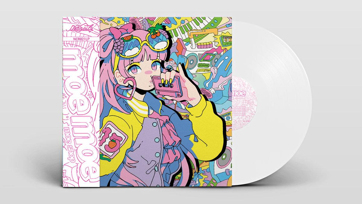 Moe Shop's Album Cover