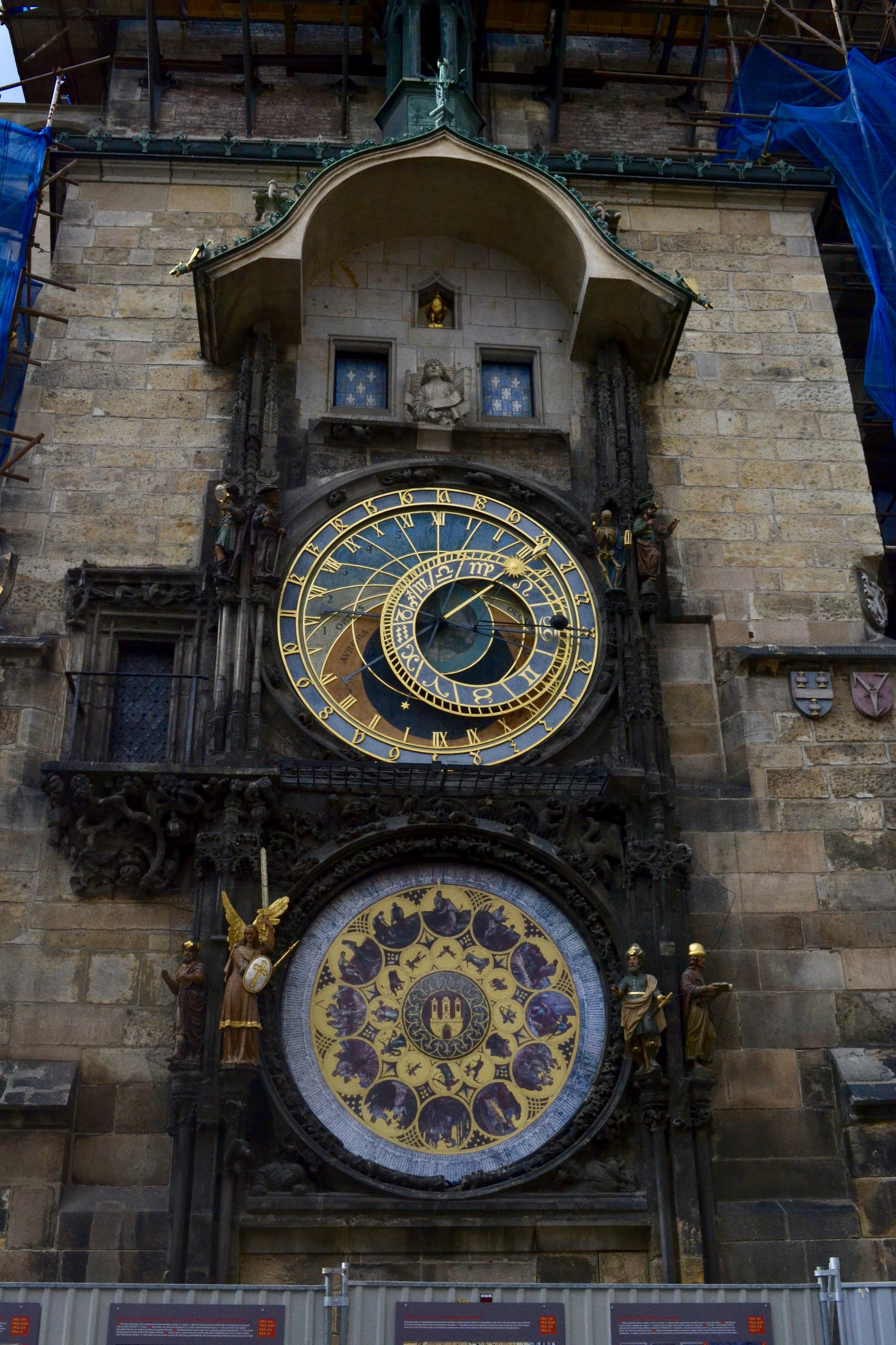 Astrological Clock - Old Town Square