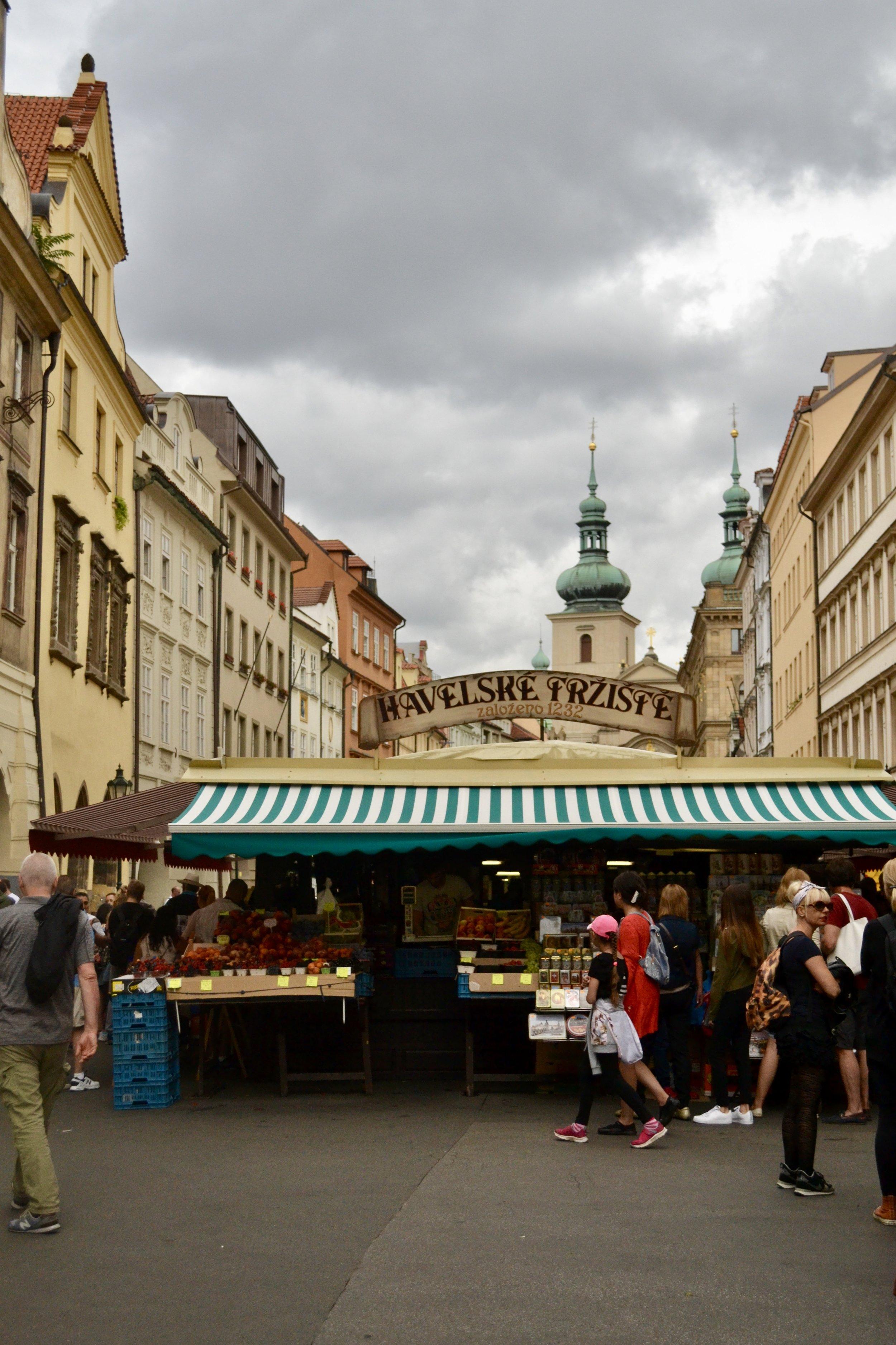 Havelská Market