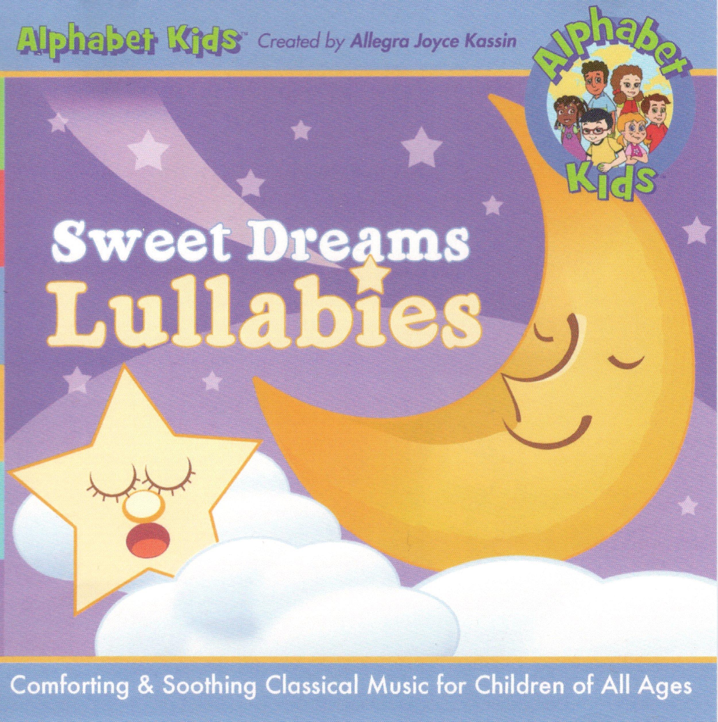 Sweet Dreams Lullabies CD