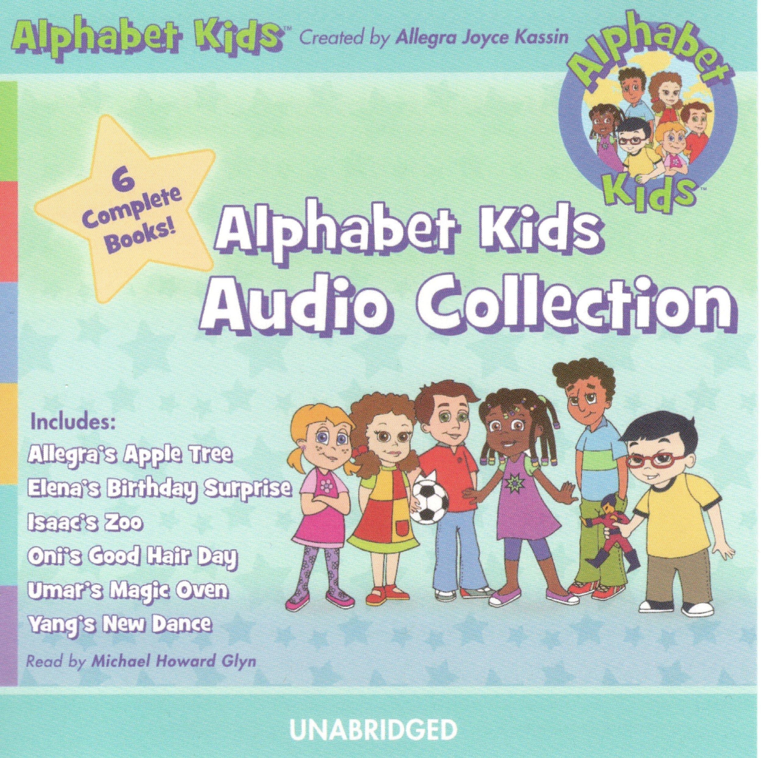 Alphabet Kids Audio Collection CD