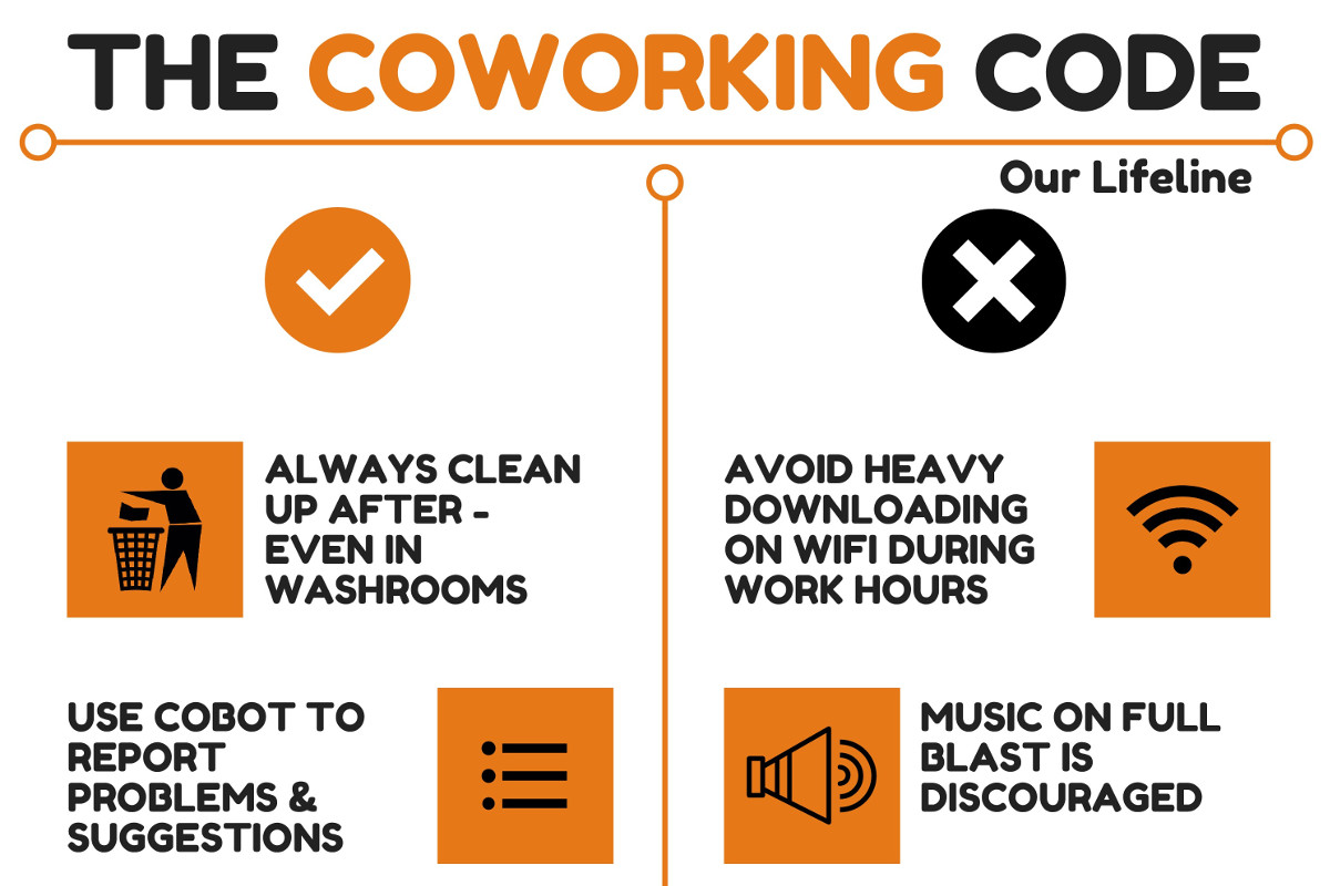 The Coworking Code