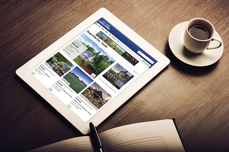Puget Sound Business Journal | Home of the Day