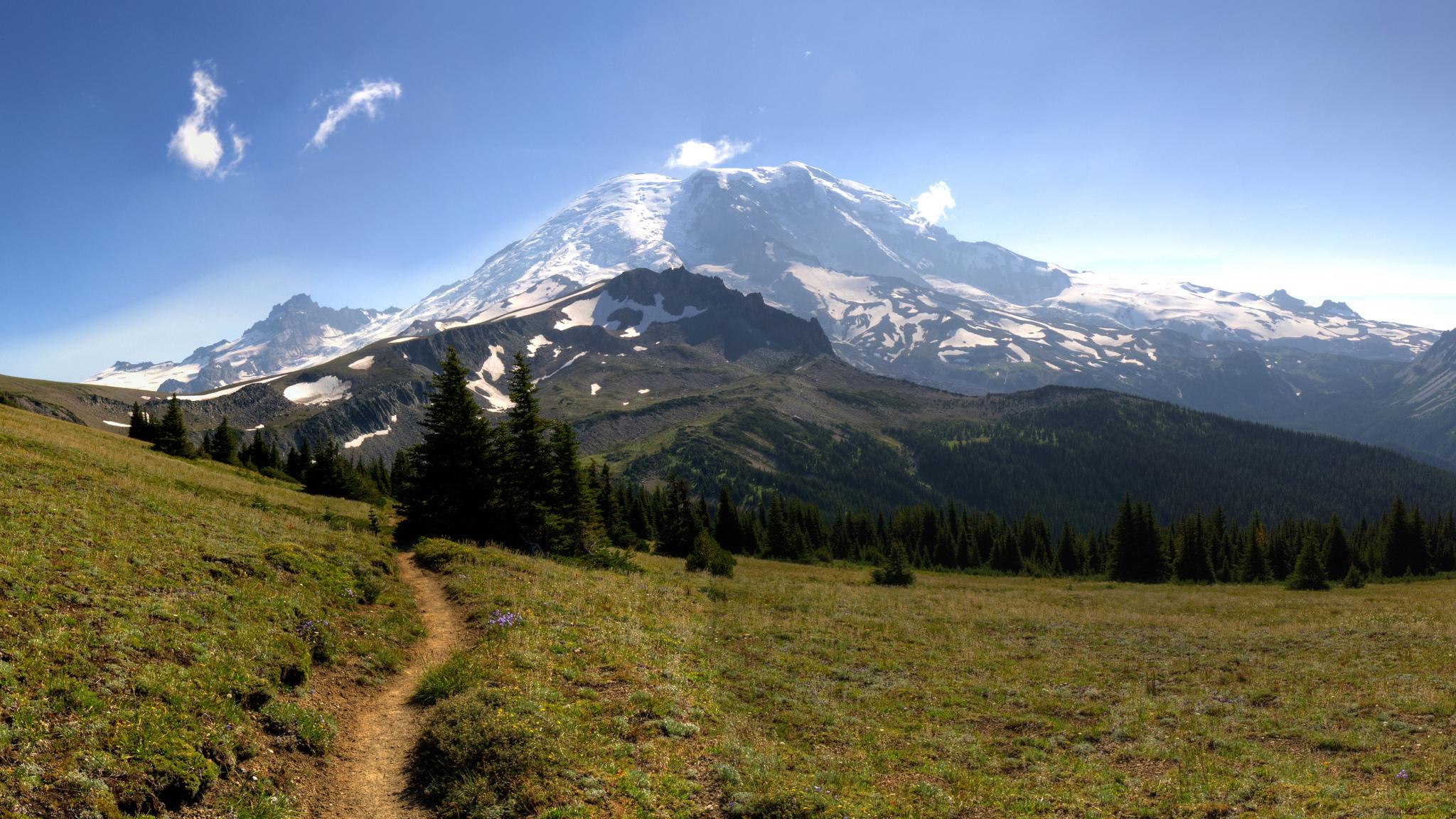 Wonderland Trail, Washington
