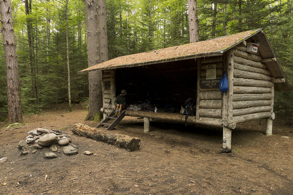 Shelters Vs. Tents on the Appalachian Trail