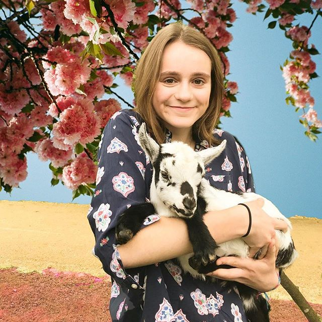 You've goat to read @cara__nicholson's news on news wariness 🐐💘