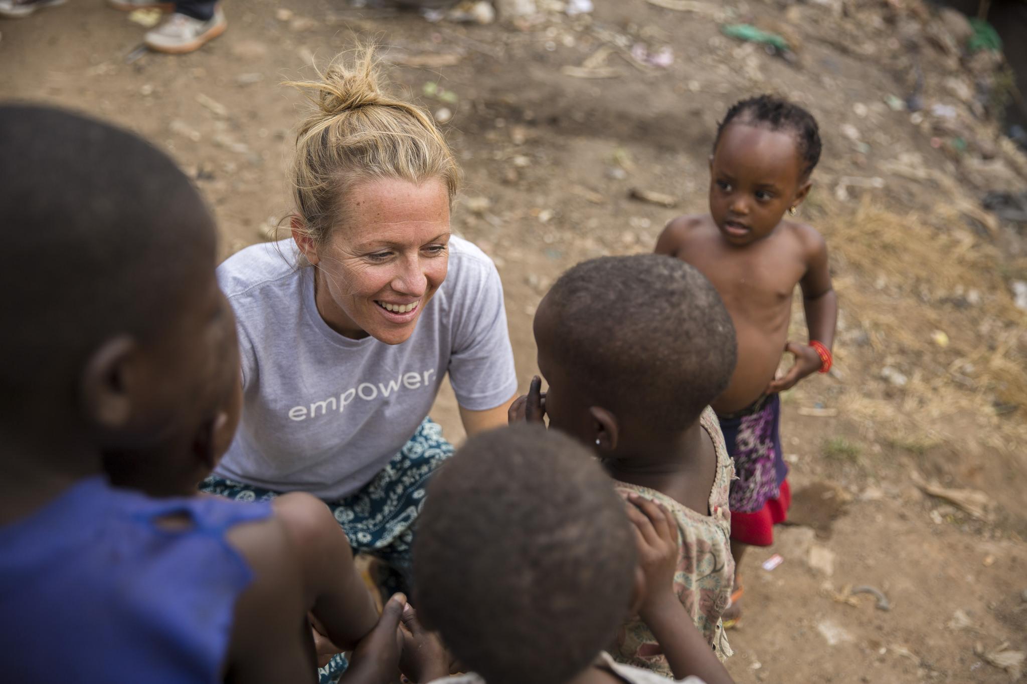 2016 Young Living Foundation Uganda Humanitarian trip