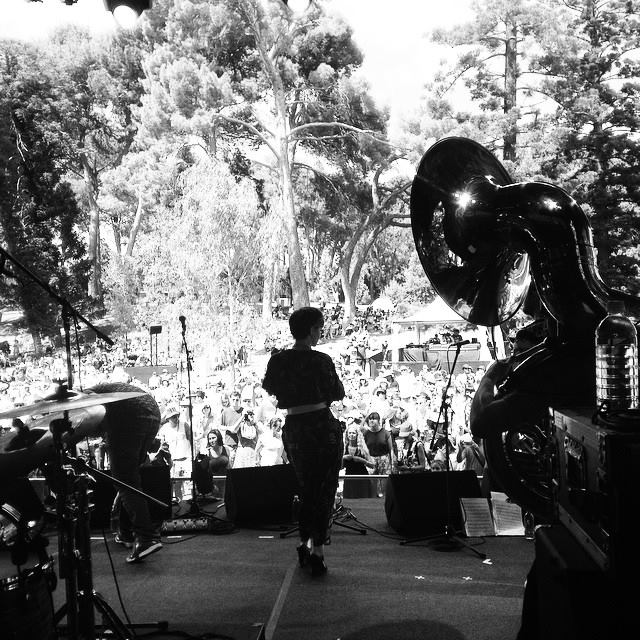 HI - TOPS BRASS BAND - WOMADELAIDE