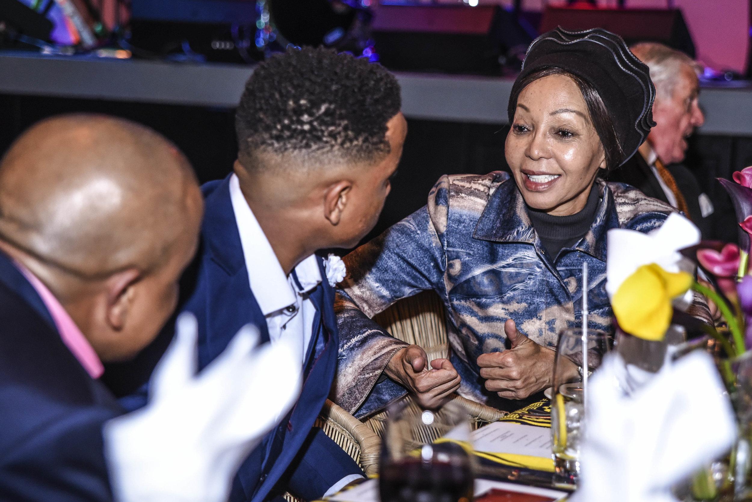 NBA Africa Week: Invest Africa US Legends Dinner