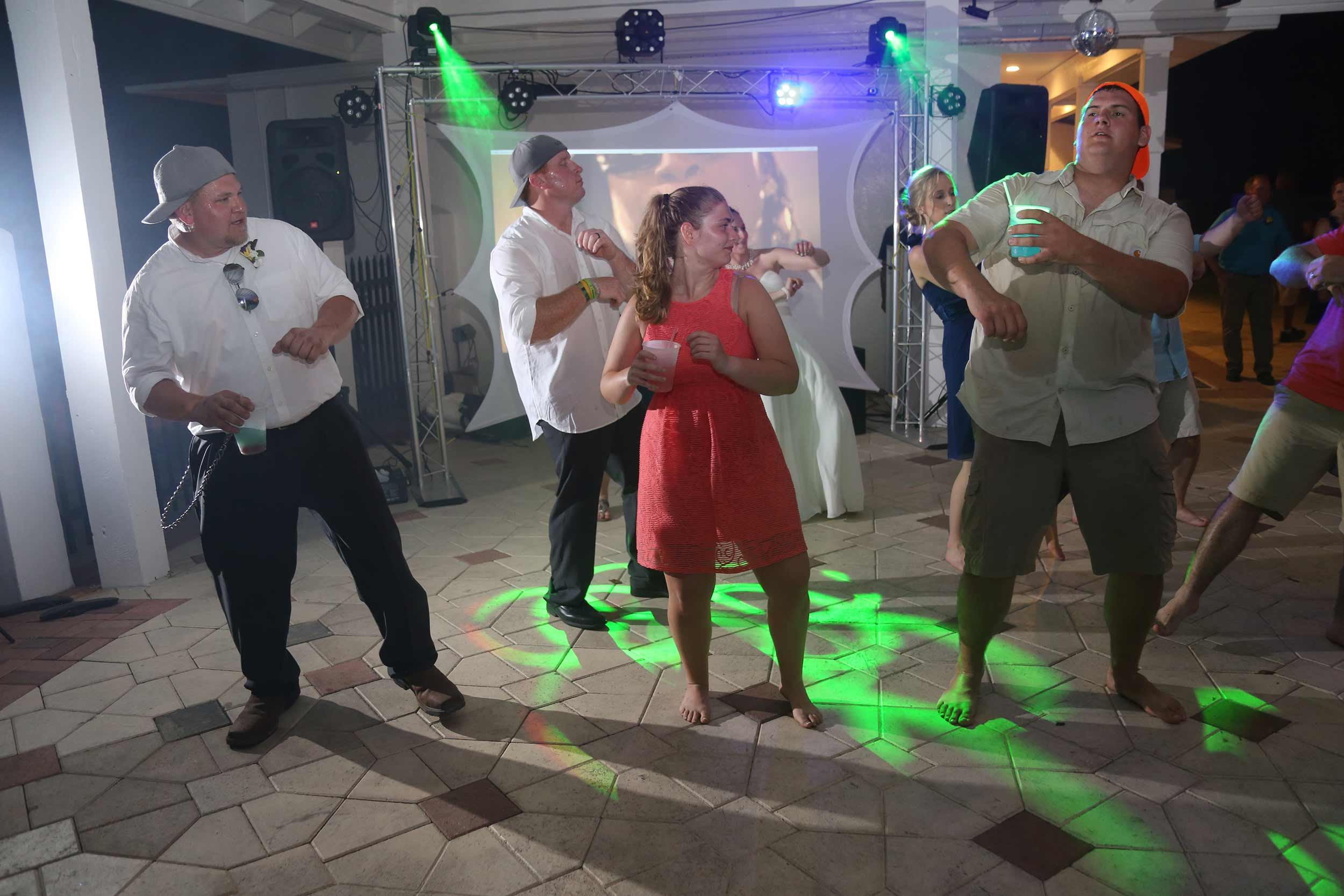 Weddings - DJ or Band