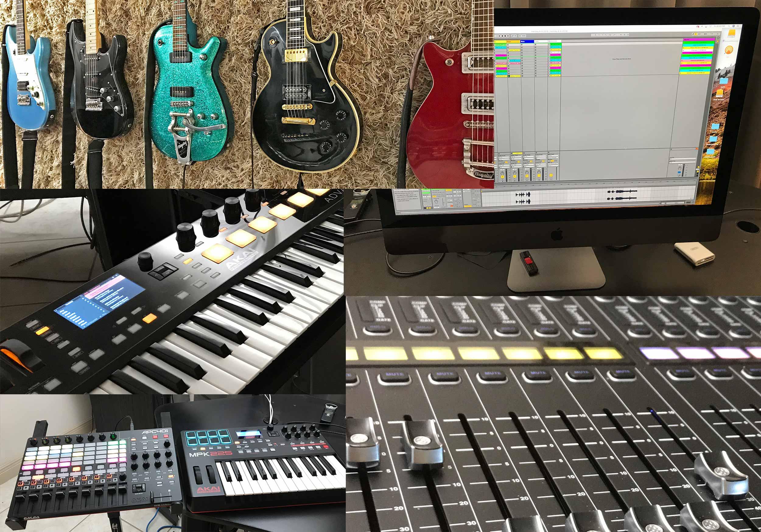 Recording - Studio or Live