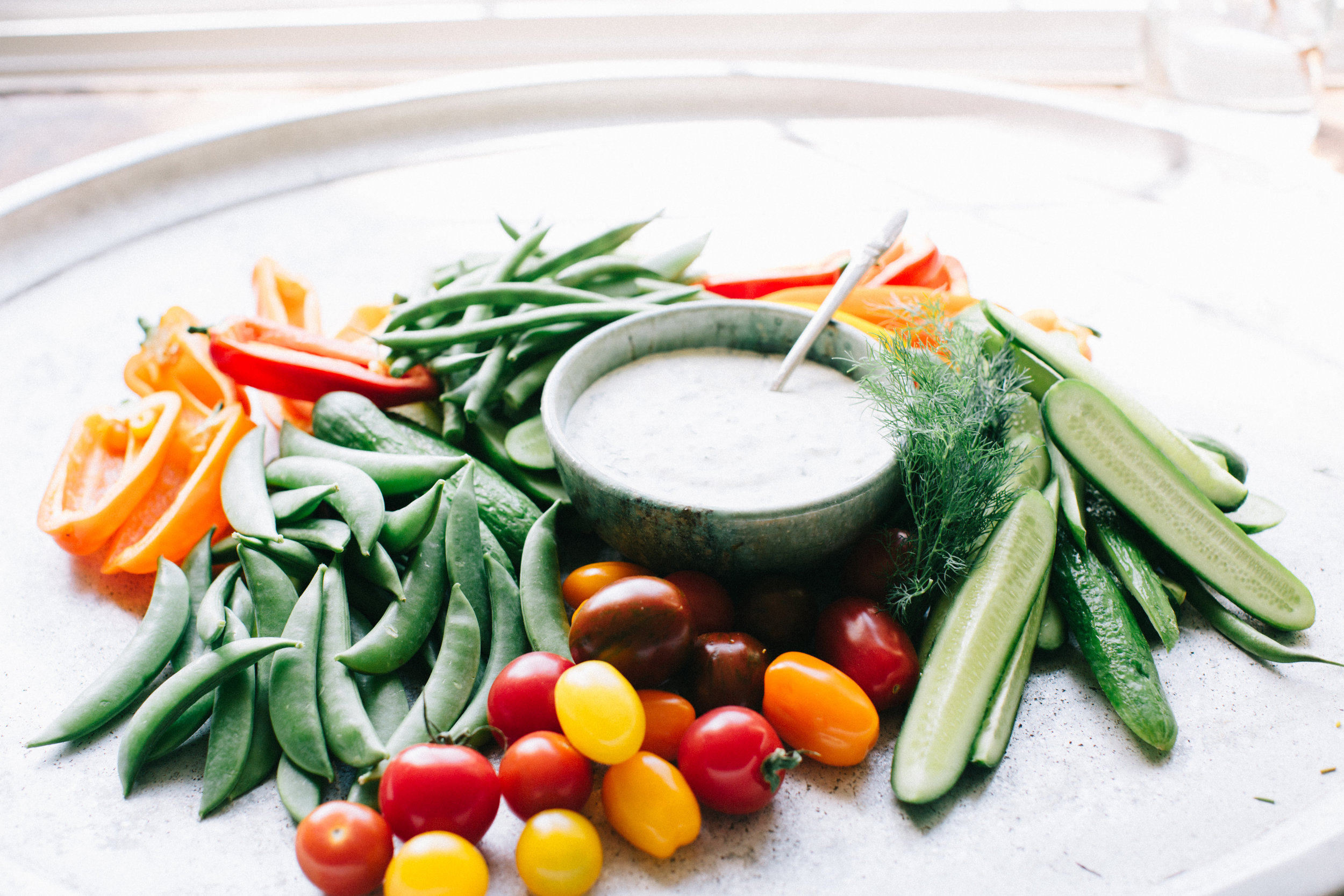 Creamy Ranch Dressing