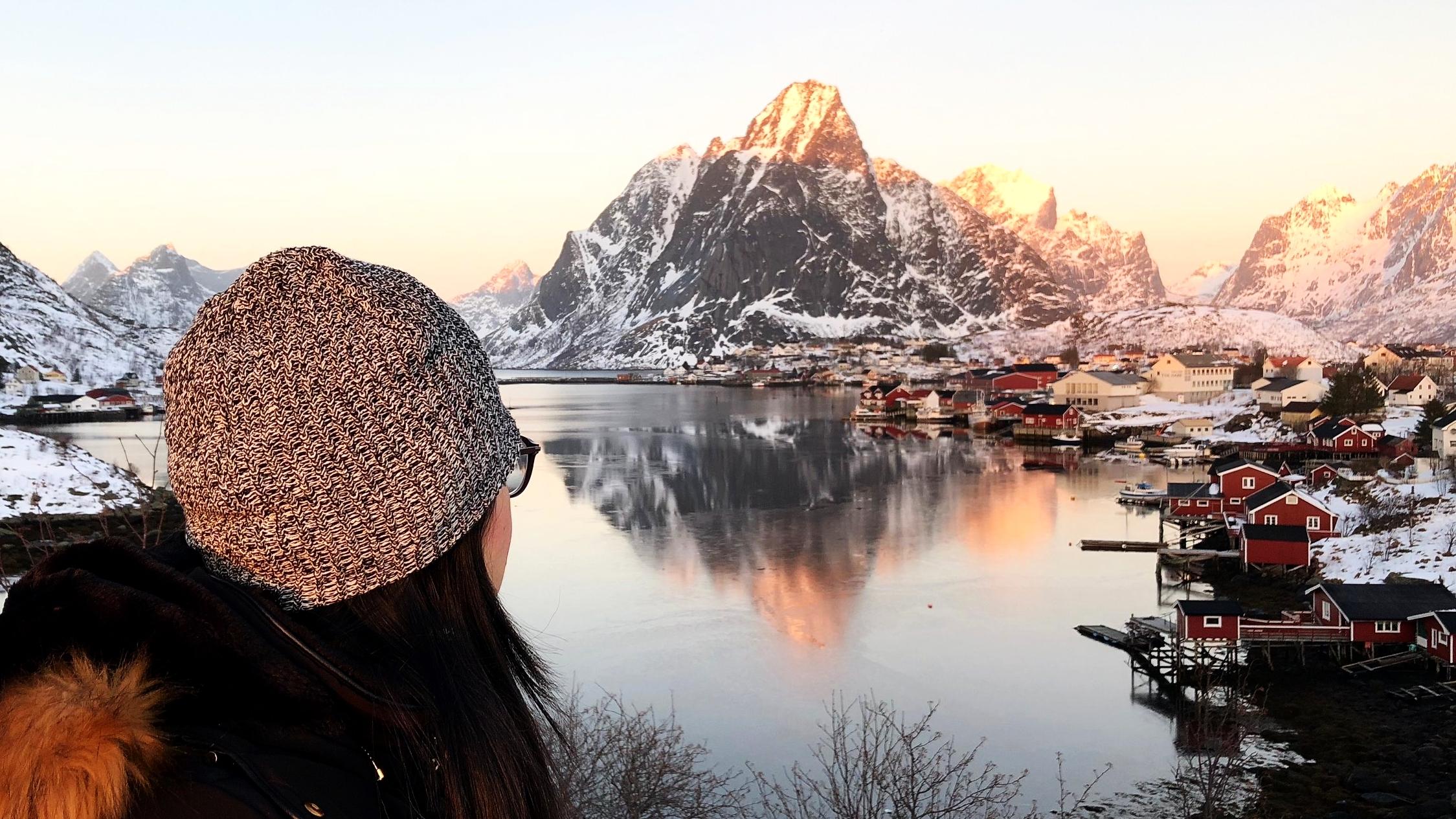 Reine -Lofoten, Norway