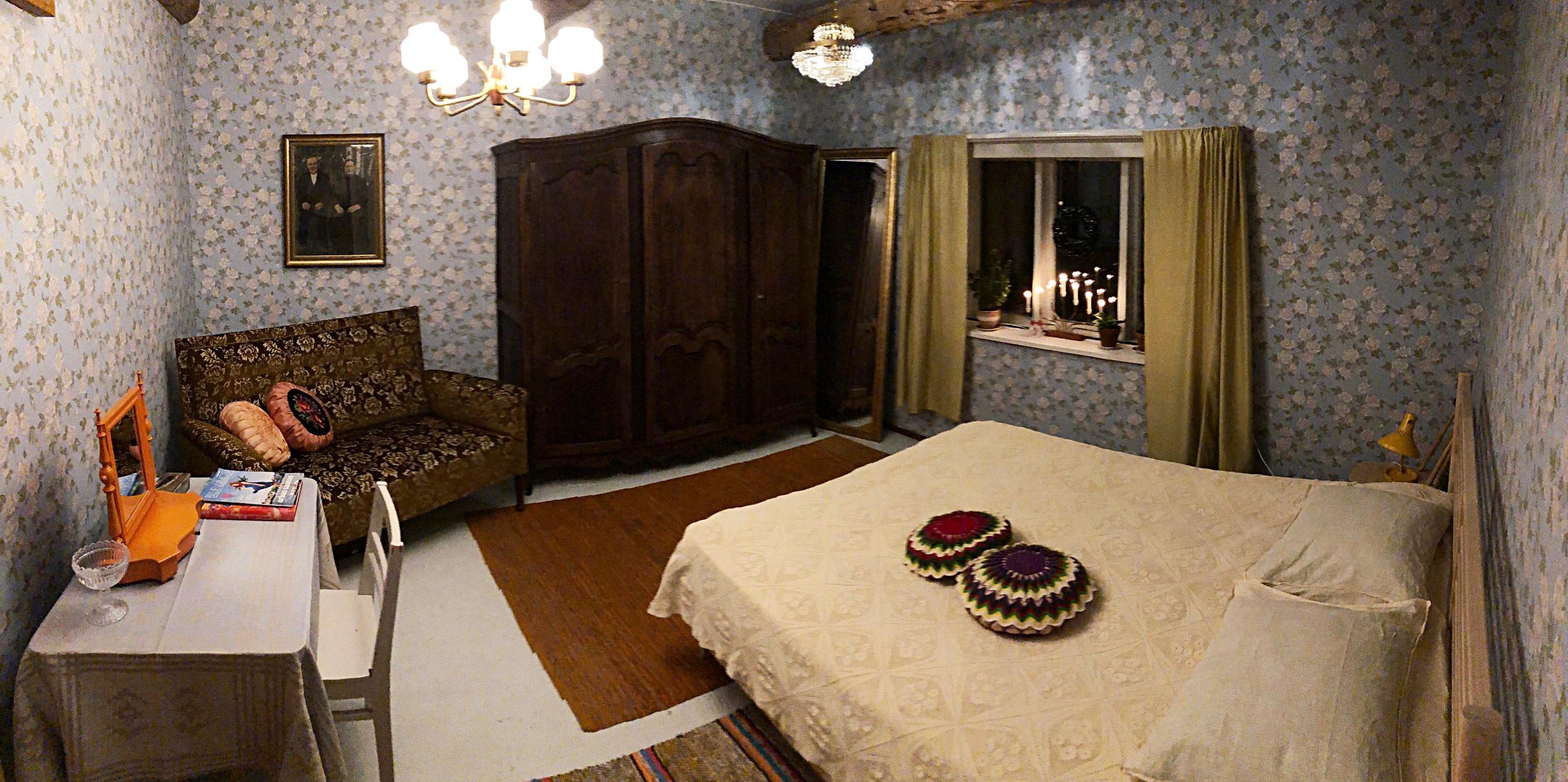 豪华间二人房--宽敞,舒适,莫名的温暖