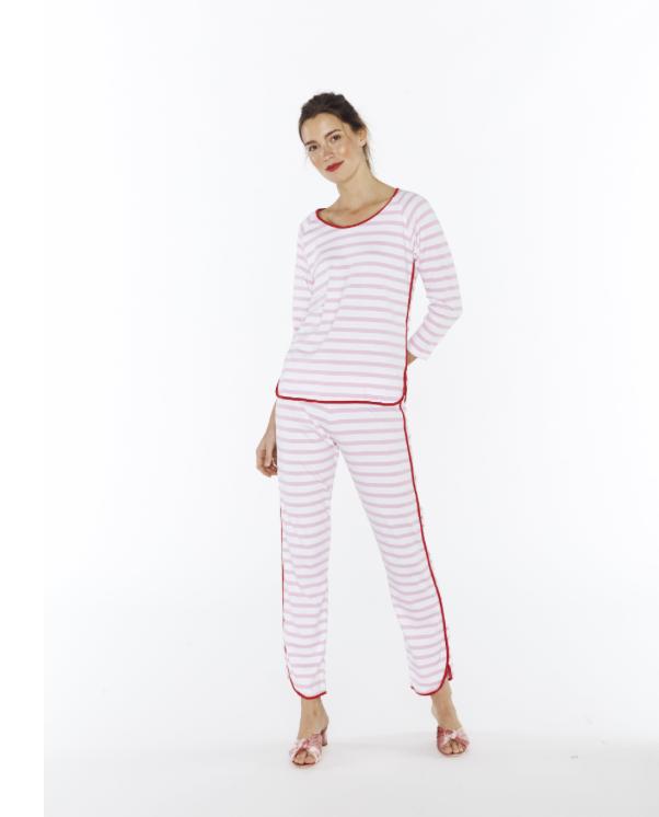 1. LAKE Pajamas