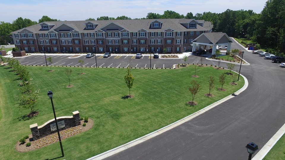 Recently, Taft-Mills won the Housing North Carolina Award for their Parkside Commons Senior Community (pictured above) located on Johns Hopkins Drive in Greenville.