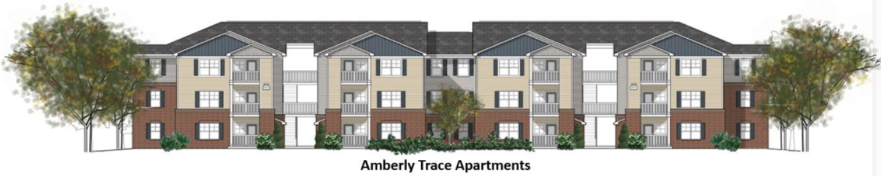 Taft-Mills Group is set to build an affordable housing apartment complex worth just under $11 million in Burlington.