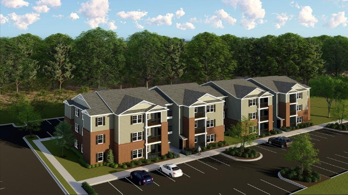 Taft-Mills Group, an affiliate of Greenville firm Taft Family Ventures, is launching another affordable apartment project in southeast Raleigh.