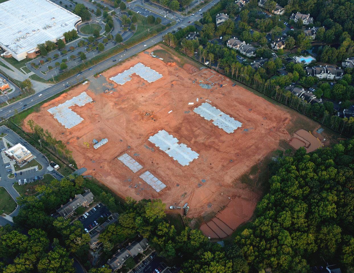 Proximity at Matthews Multi-Family Development Taft Construction .jpeg