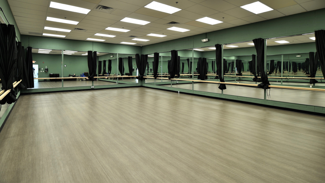Evolve Fitness Audubon Mind & Body Room