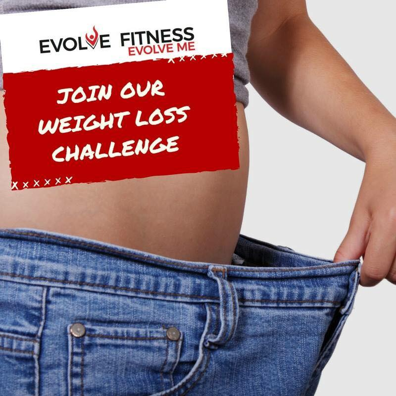 Weight Loss Challenge — Evolve Fitness