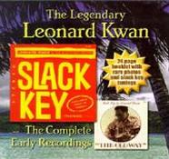 The Legendary Leonard Kwan
