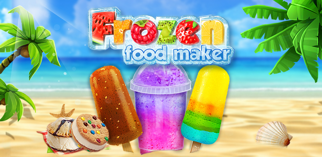 Summer Frozen Dessert Maker  Mix up delicious fruit and vegetable juices to make a base for yummy ice pops. Add chunks of sweet fruit before putting it into the freezer. Add decorative popsicle sticks to finish the dessert.