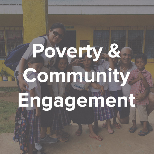 Despite significant reduction of abject poverty and the effects of disease much of the less-developed world is still struggling to bring about significant economic revitalization in rural communities. What initiatives can christians take to facilitate community engagement and bring hope to struggling communities?