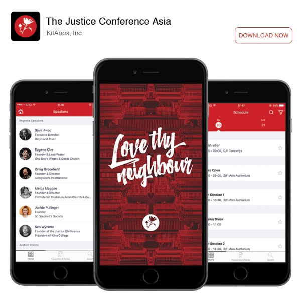 Download the JCA App to get all the information you will need for the conference, including the schedule, workshop details, speakers and artists, conference tips, and much more!