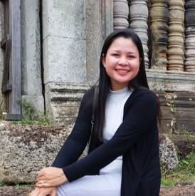 Nhanh Channtha Assistant Project Manager, Butterfly Longitudinal Research Project, Chab Dai