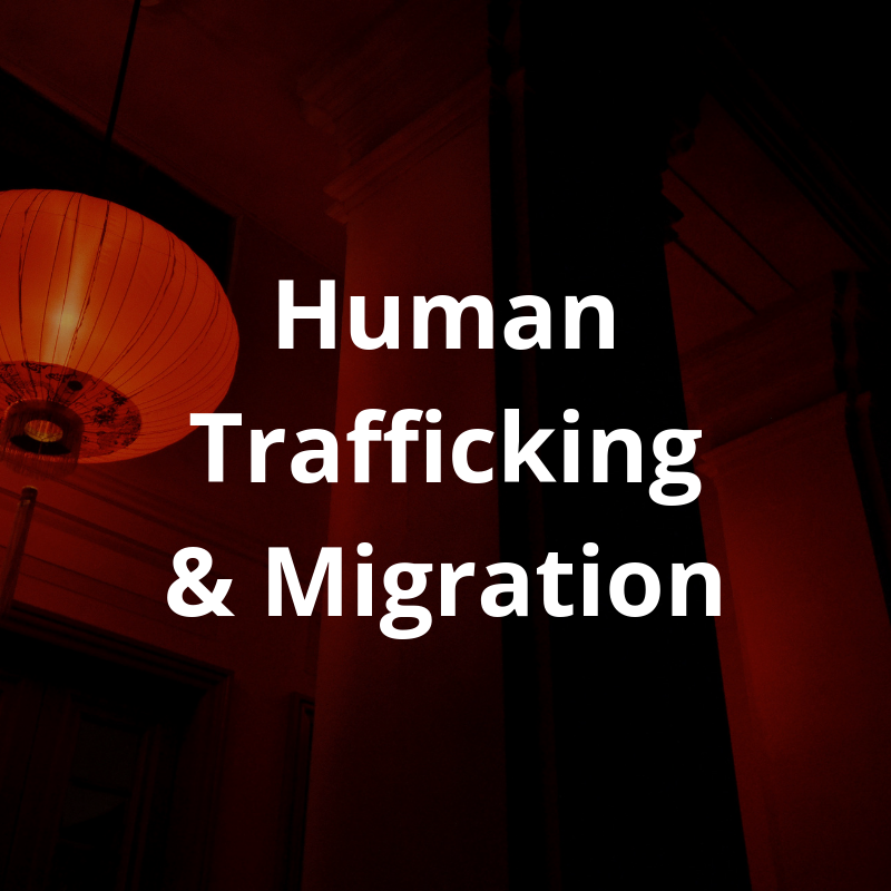 Humans have been moving across borders since biblical times, but this movement can often cause people to become vulnerable. In Asia, many are vulnerable to human trafficking, forced migration, or face discrimination as migrants or foreigners. How can Christians build communities that recognise the dignity and value of the vulnerable, seek justice for the oppressed, and restore lives?