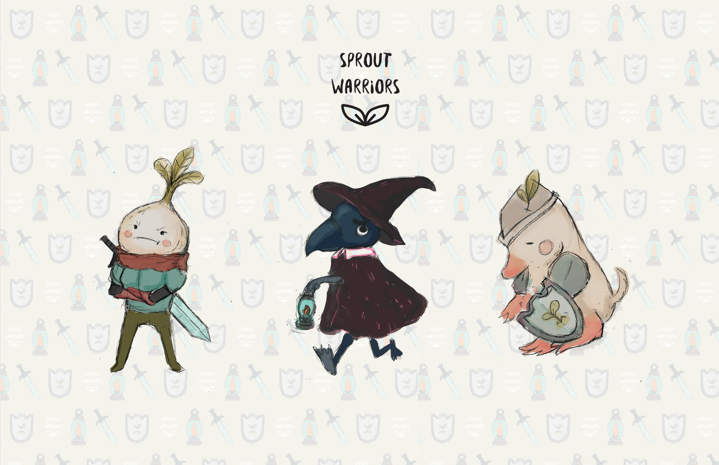 Sprout Warriors