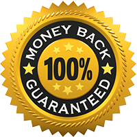 satisfaction money-back guarantee