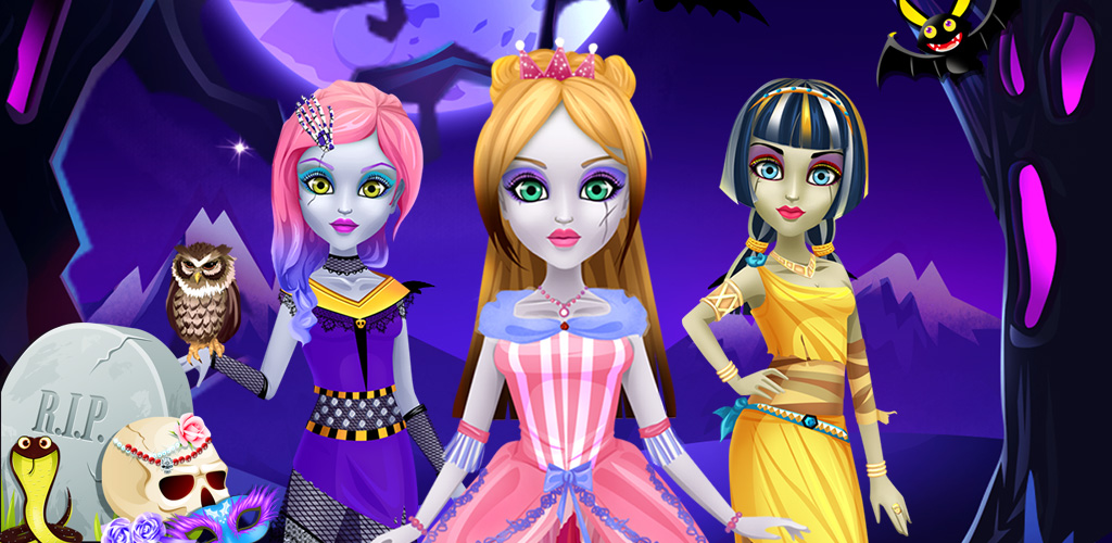 My Style Makeover: Zombie Girl   These zombie girls need your help to dress for a chic fashion party they're about to go to. The strange thing is they don't look so hot right now.