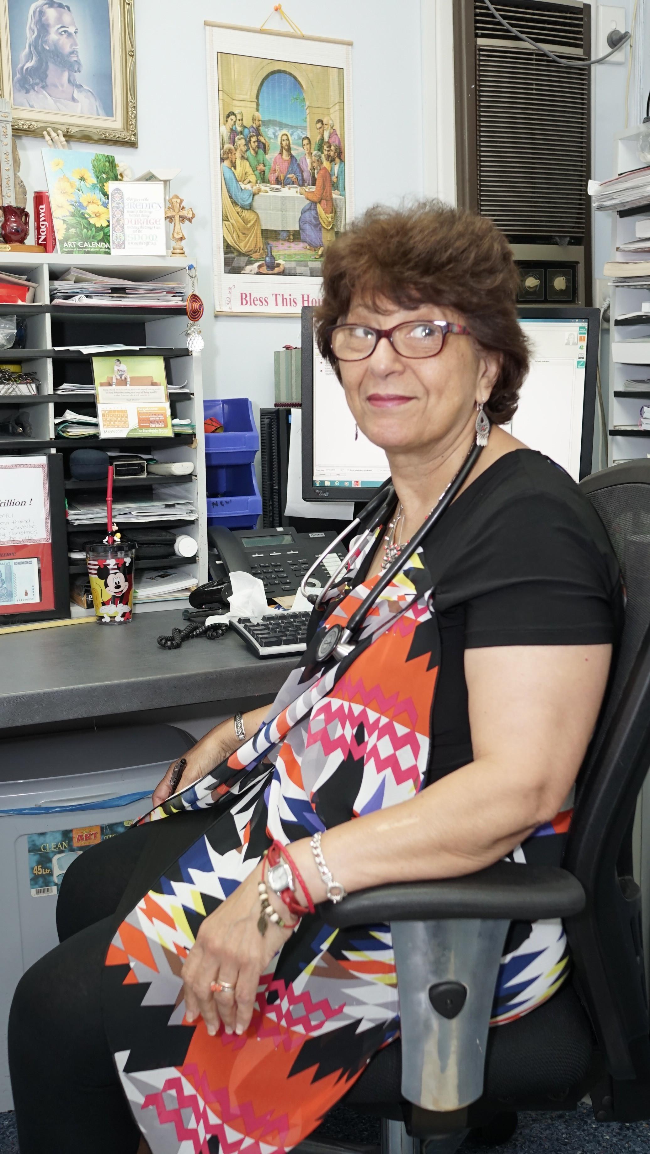 Dr. Nagwa Morris, GP