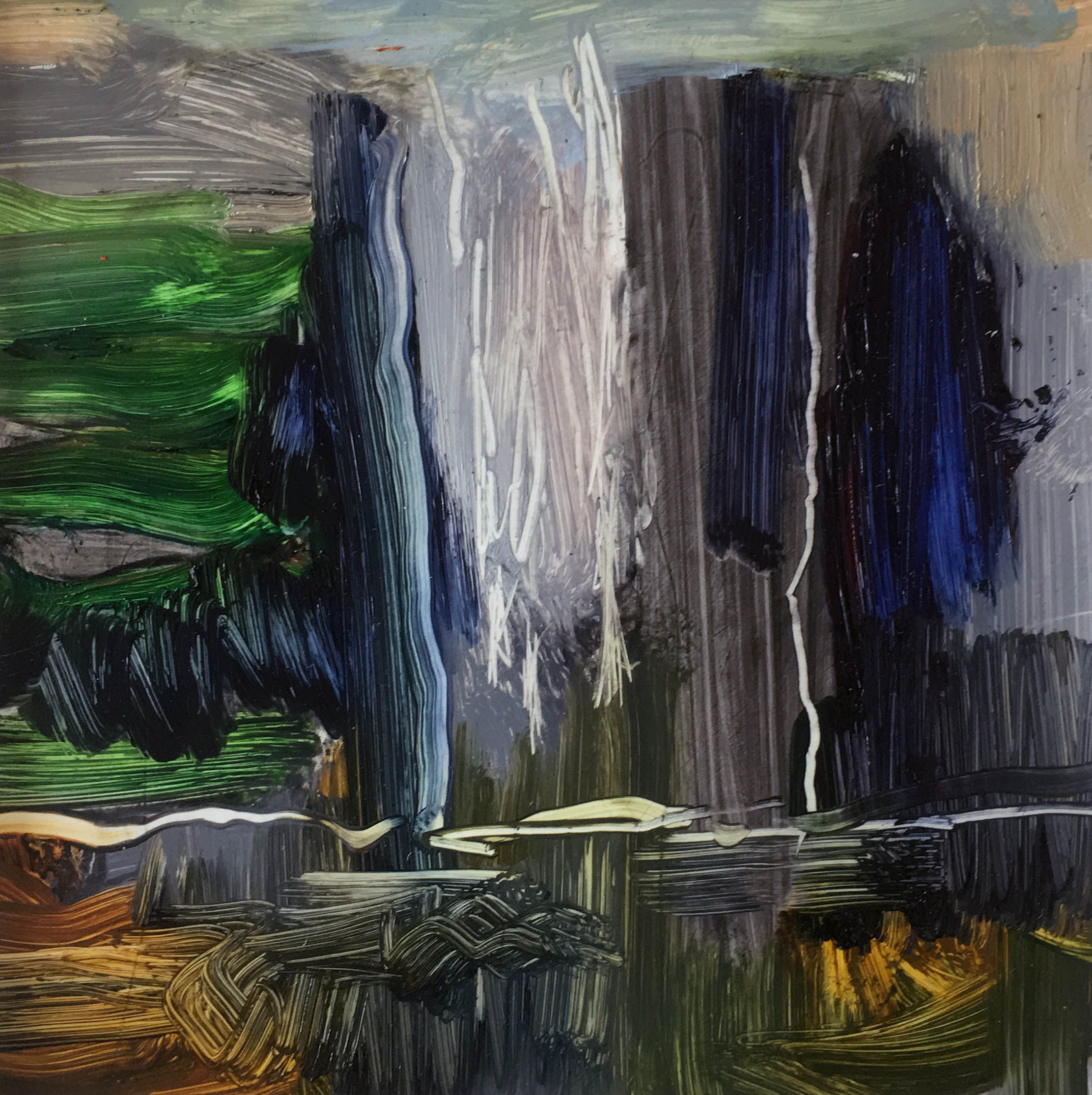 Sky Fall (James Lourie)