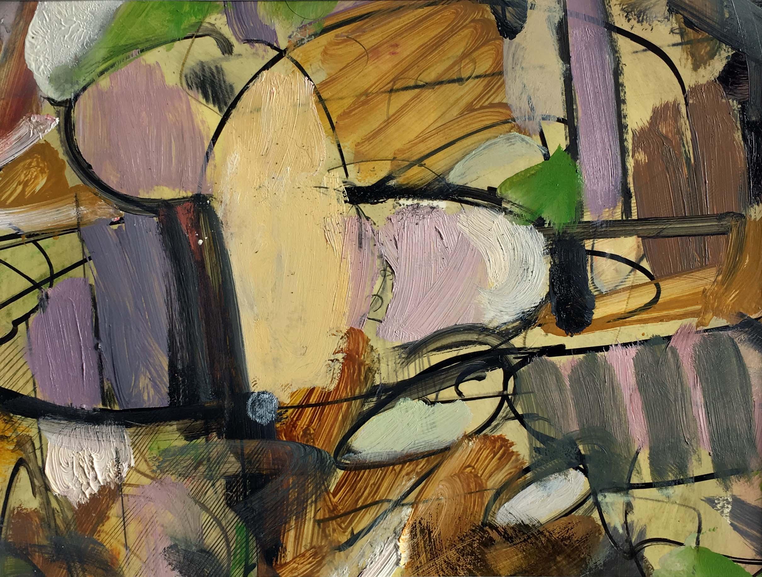 Stringent Lines (James Lourie)