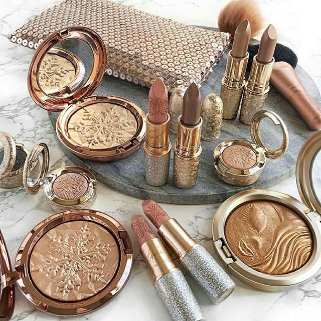 Holiday season line @maccosmetics 😍😍