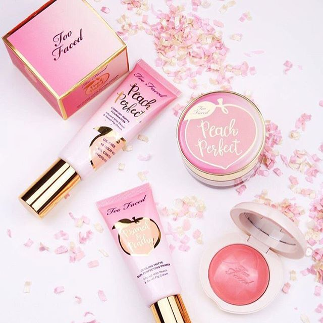 One of my favourite brands 💕 @toofaced