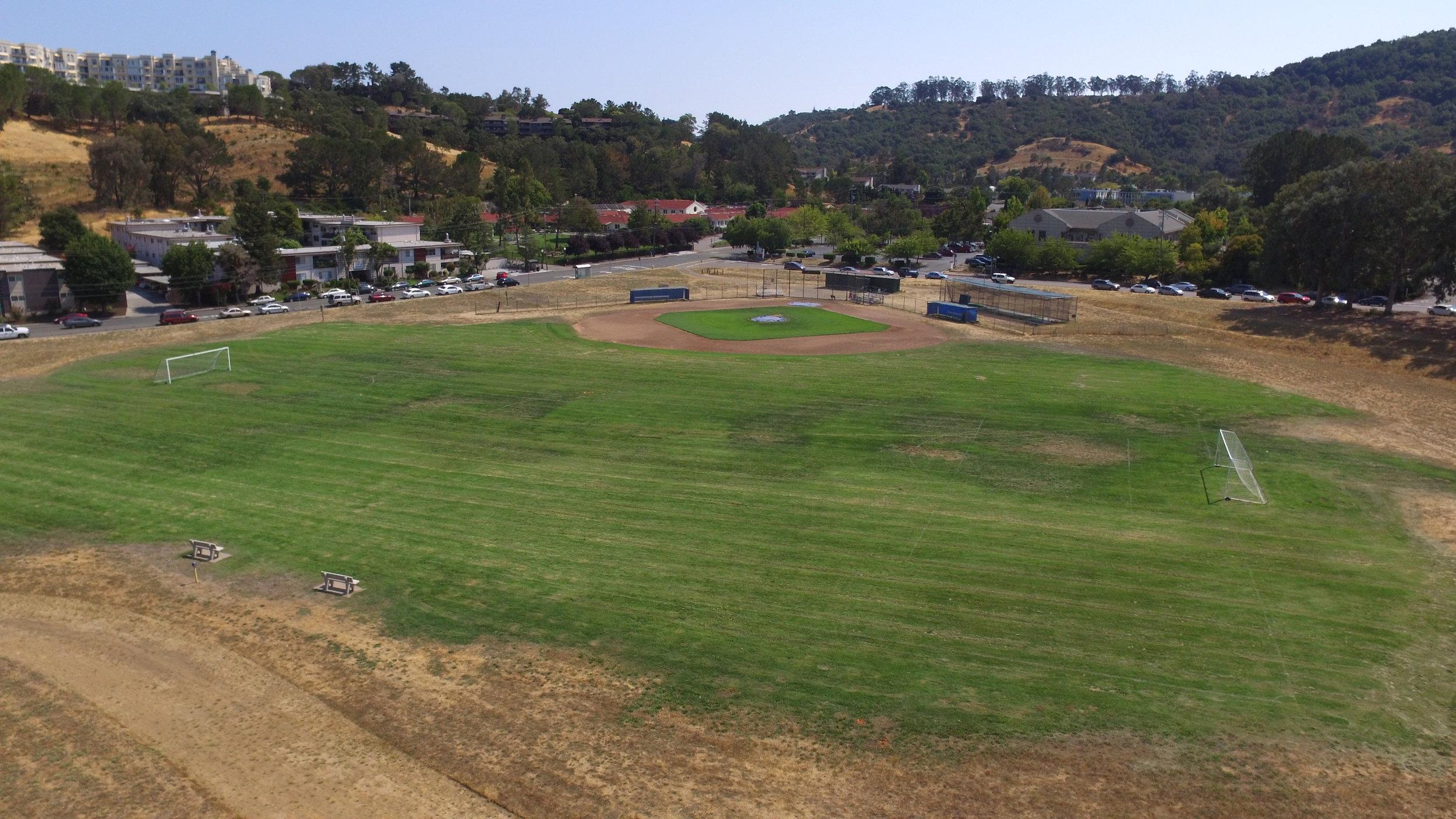 Vallecito Elementary School—Field #1 (Glenn Cooper Field)