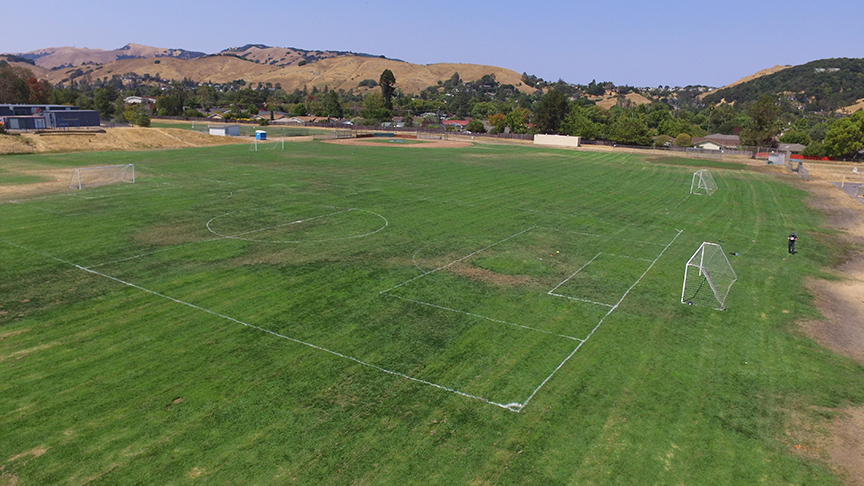 Vallecito Elementary School—Fields #2 and #3