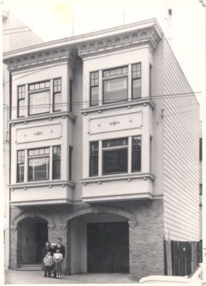 My home church is the San Francisco Chinese Church of the Nazarene. My maternal grandmother started attending in 1957, my parents fell in love there (weird) and I spent way too many Sundays playing mediocre piano pieces during offering.