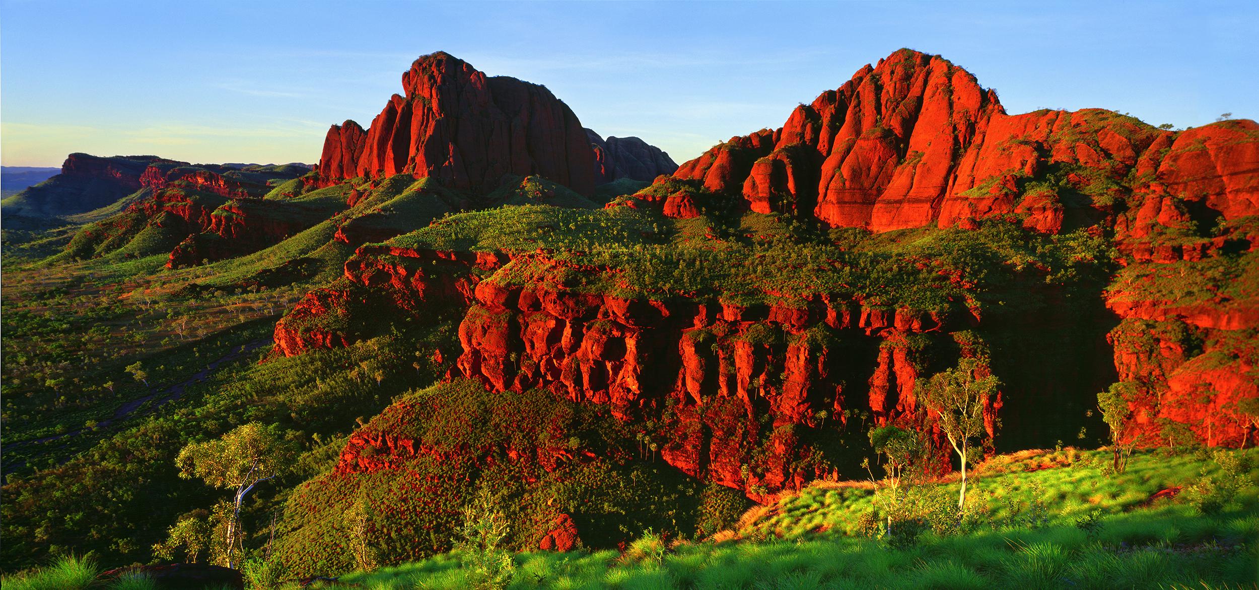 Ragged Range, Kimberley, Western Australia, 2008. Edition of 3.