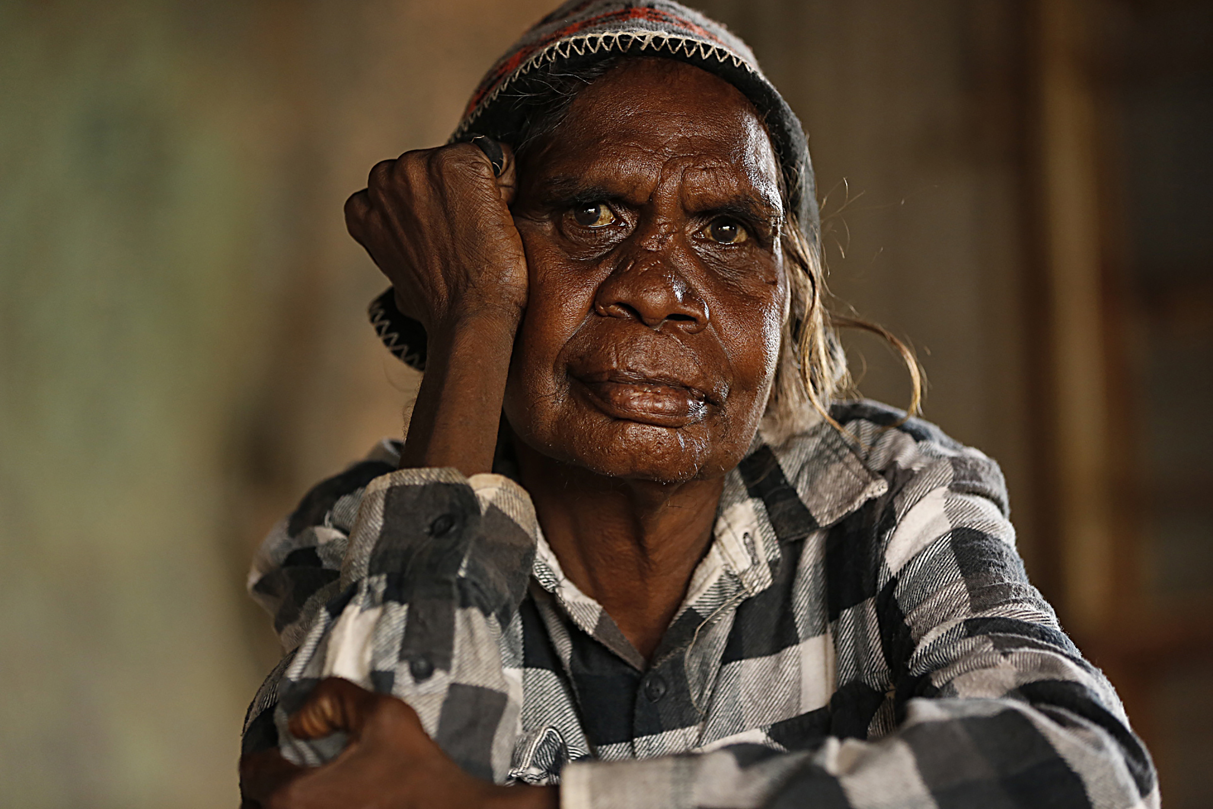 Bella George, Roebourne, 2013.  Edition of 3.