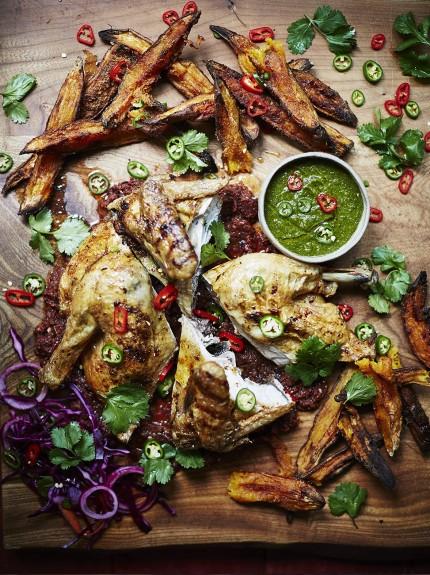 Monday - Piri piri chicken