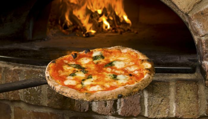 Friday - Classic pizza margherita