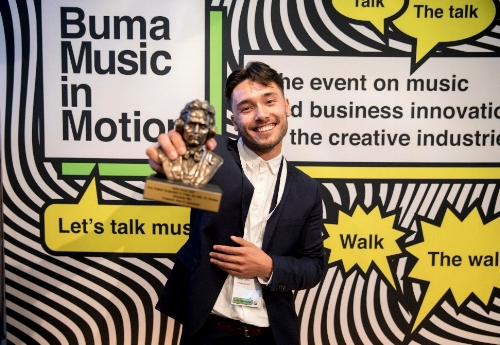 BeauDamian wins the  Buma Award 2018: Best Original Composition in Trailer (for Film, TV, Gaming)  for his work on the CinemAsia Film Festival Trailer 2017