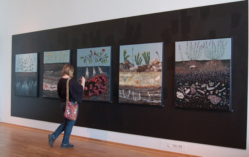 Oblivion, Petter Dass Museet // 2012
