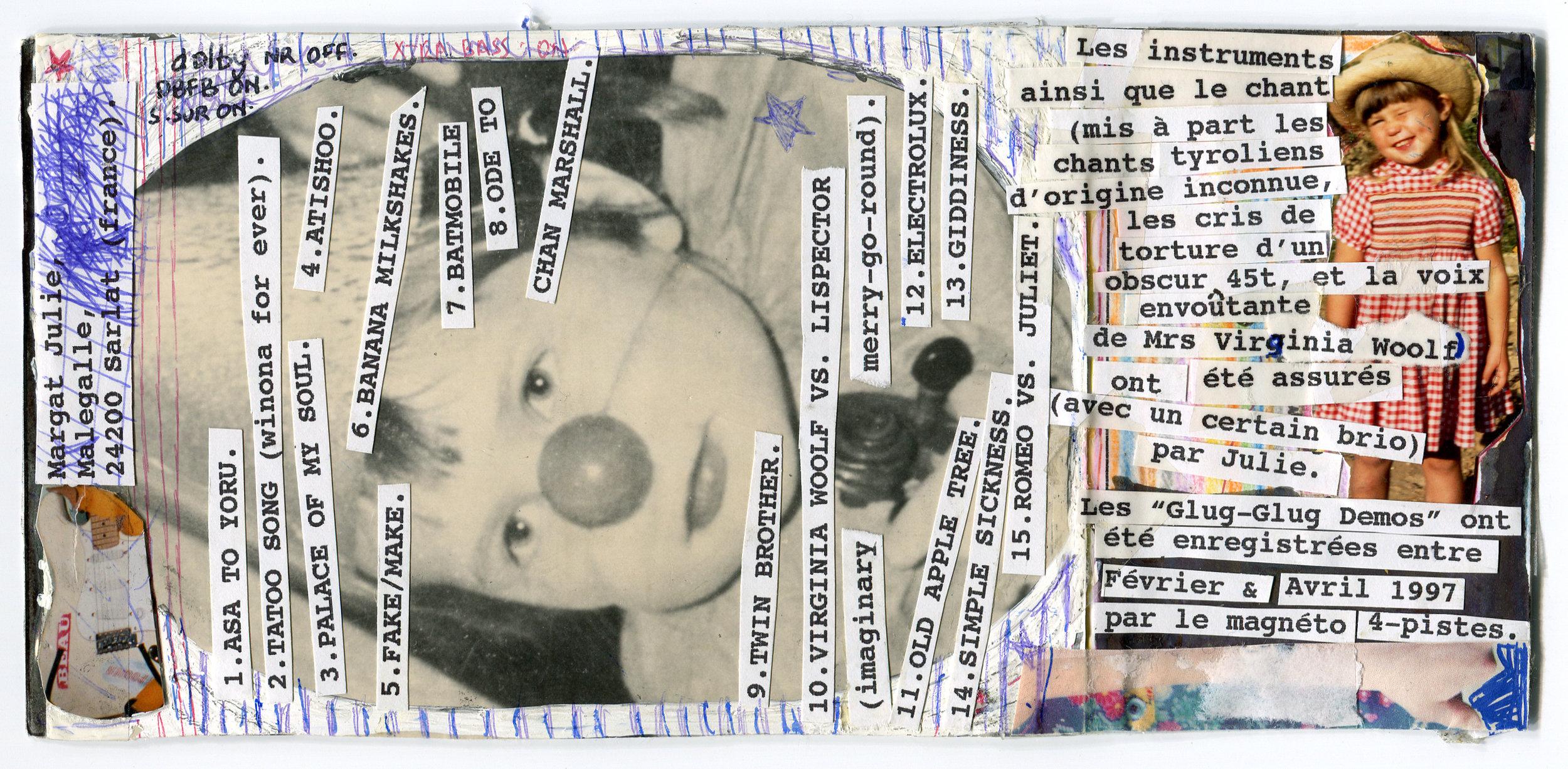 Artwork Layout by Julie